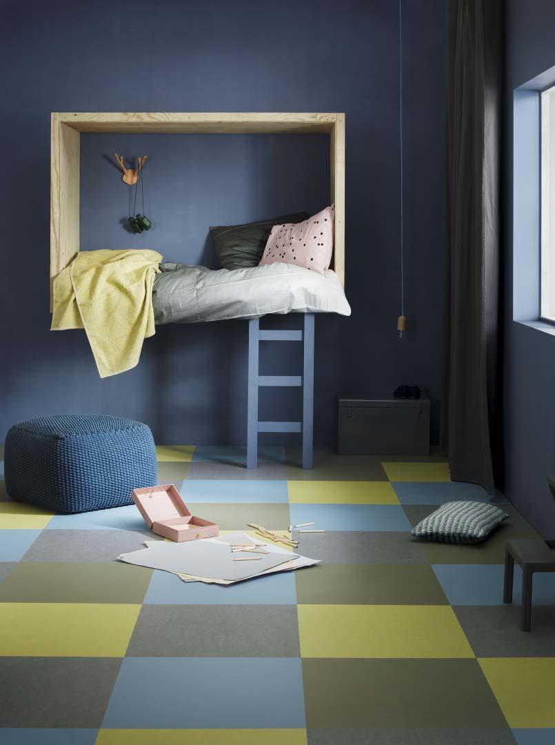Lex Home Decor Marmoleum Click